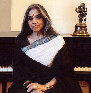 Tara Gandhi Bhattacharjee, nieta de Gandhi